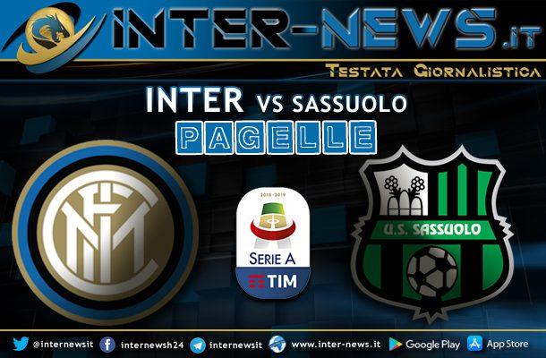 Inter-Sassuolo-Pagelle