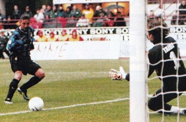 Roberto Baggio Inter-Venezia