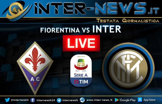 Fiorentina-Inter-Live