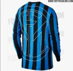 Nike, maglia Inter a maniche lunghe 2
