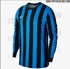 Nike, maglia Inter a maniche lunghe