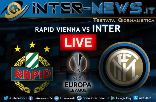 Rapid-Vienna-Inter-Live
