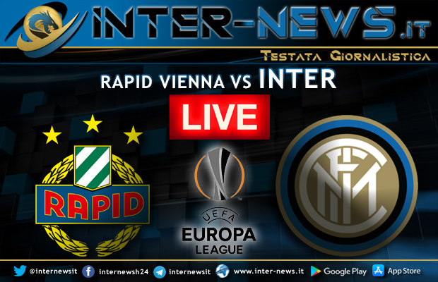 Rapid-Vienna-Inter-Live