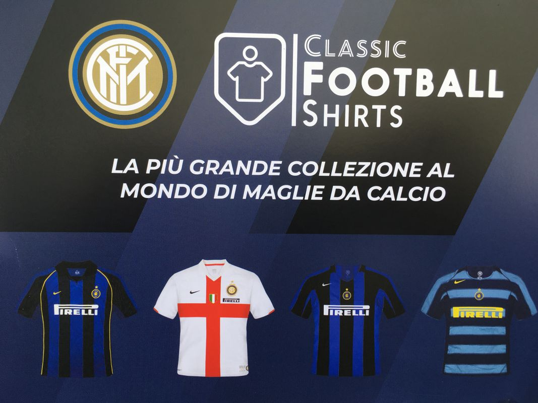 Mostra Inter Classic Football Shirts
