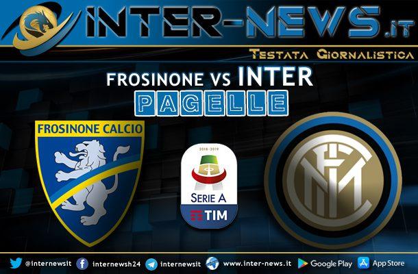 Frosinone-Inter-Pagelle