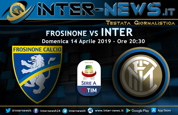 Frosinone-Inter