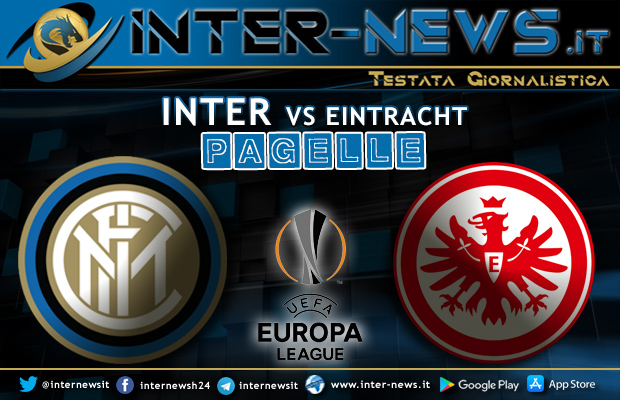 Inter-Eintracht-Pagelle