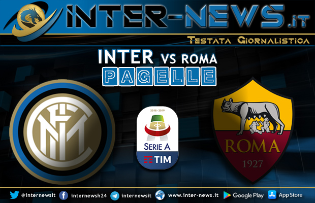 Inter-Roma-Pagelle