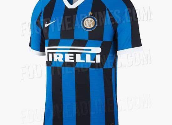 Maglia Inter 2019-20 FH