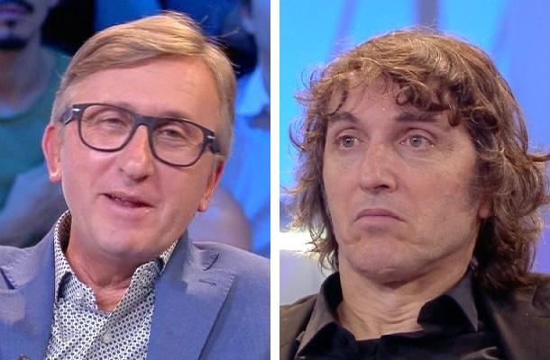 Raffaele Auriemma e Giuseppe Cruciani