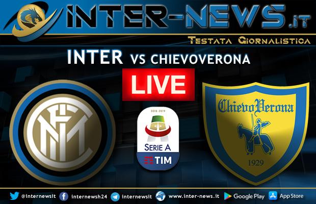 Inter-ChievoVerona-Live