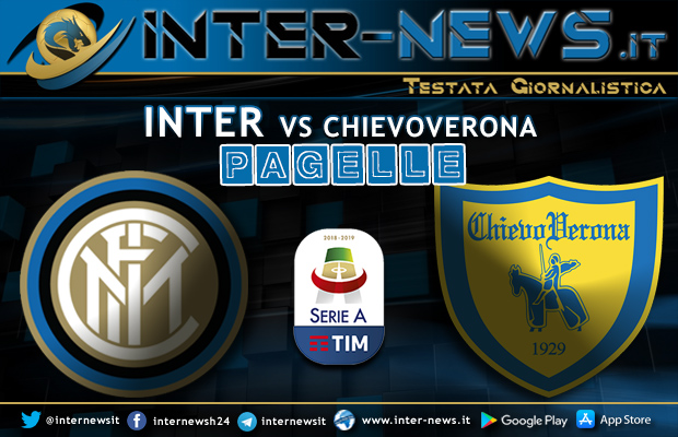 Inter-ChievoVerona-Pagelle