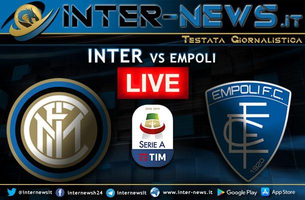 Inter-Empoli-Live