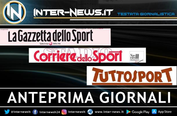 Anteprima Giornali Inter-News