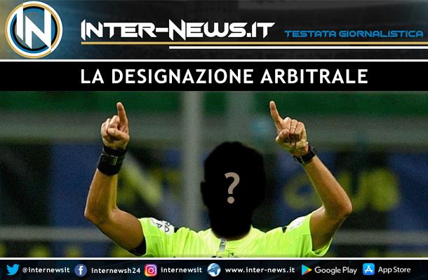 Designazione Arbitro Sampdoria-Inter