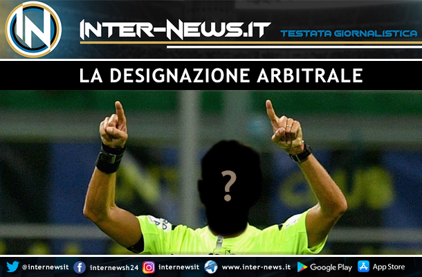 Designazione Arbitro Verona-Inter