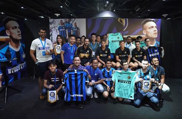 Evento Nike Inter