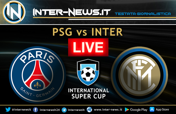 PSG-Inter-Live