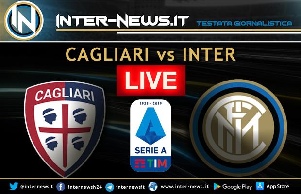 Cagliari-Inter-Live