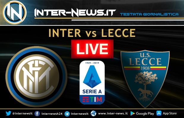 Inter-Lecce-Live
