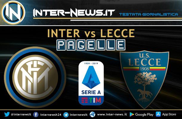 Inter-Lecce-Pagelle