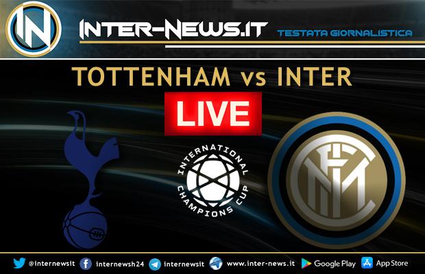 Tottenham-Inter-ICC-Live