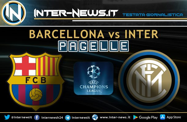 Barcellona-Inter-Pagelle