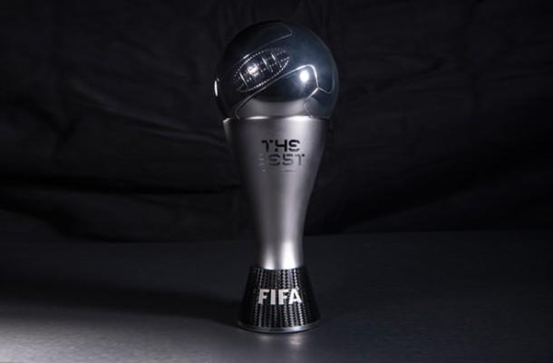 FIFA The Best trofeo