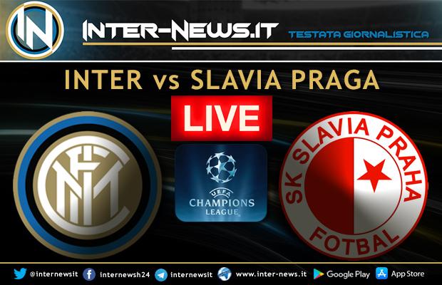 Inter-Slavia-Praga-Live