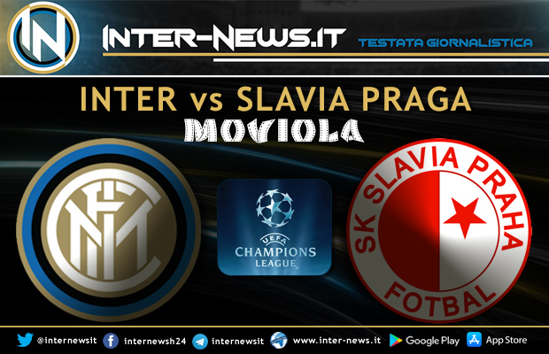 Inter-Slavia Praga moviola
