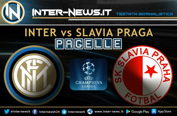Inter-Slavia-Praga-Pagelle