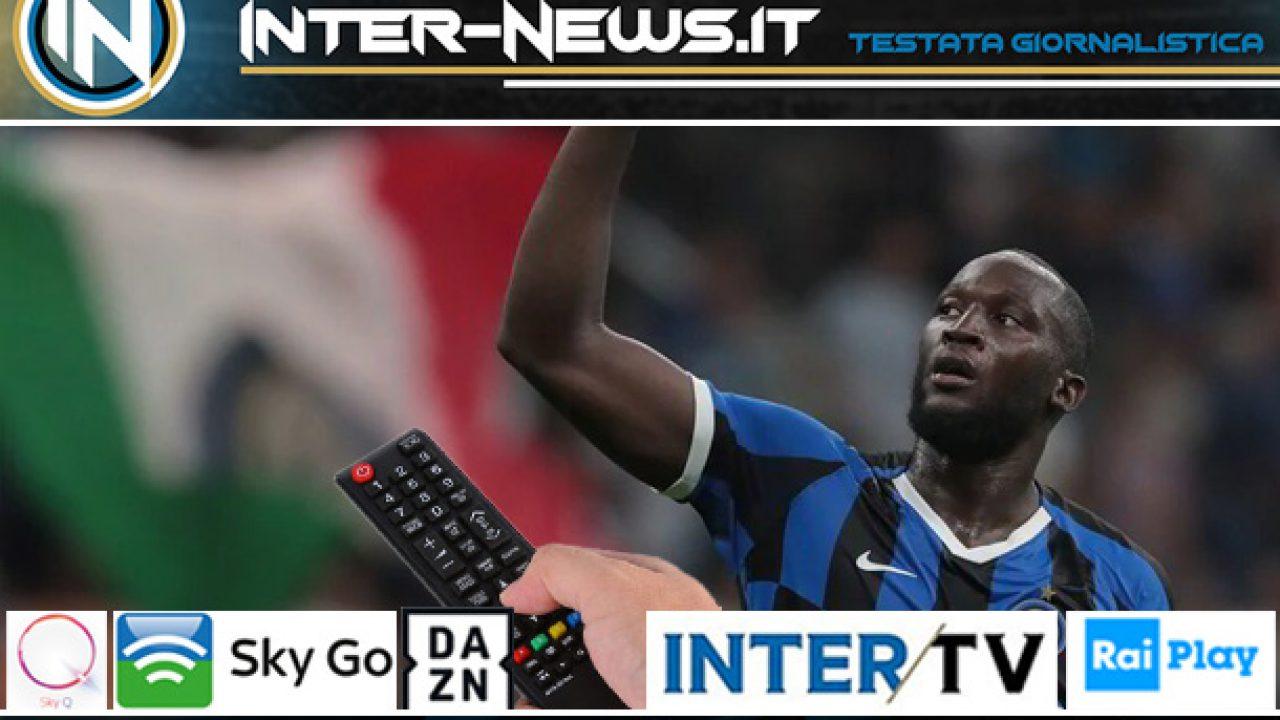 Inter Lugano (amichevole): canale diretta TV e LIVE streaming