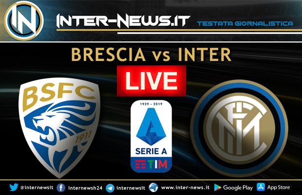 Brescia-Inter-Live