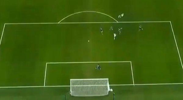 Inter-Parma fuorigioco Karamoh Gervinho