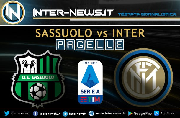 Sassuolo-Inter-Pagelle