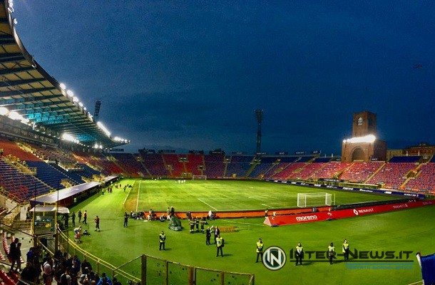 Stadio Dall'Ara Bologna-Inter