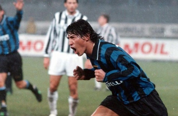 Ivan Zamorano Juventus-Inter