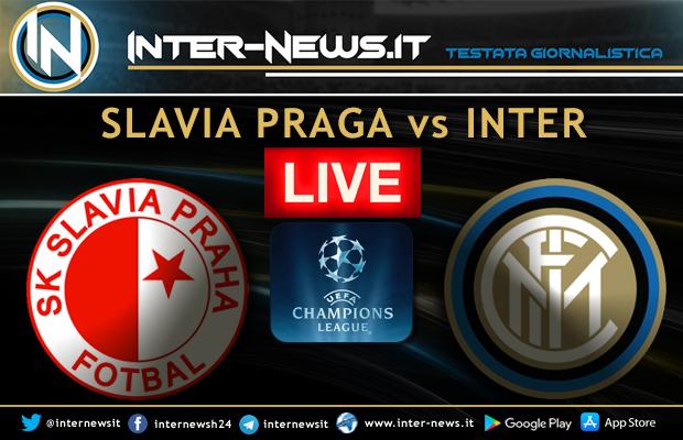 Slavia-Praga-Inter-Live