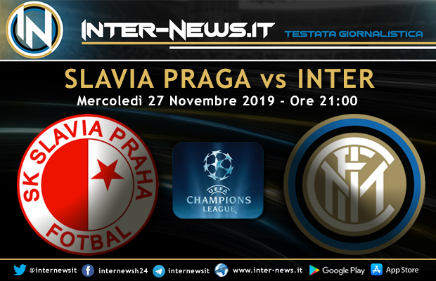 Slavia Praga-Inter