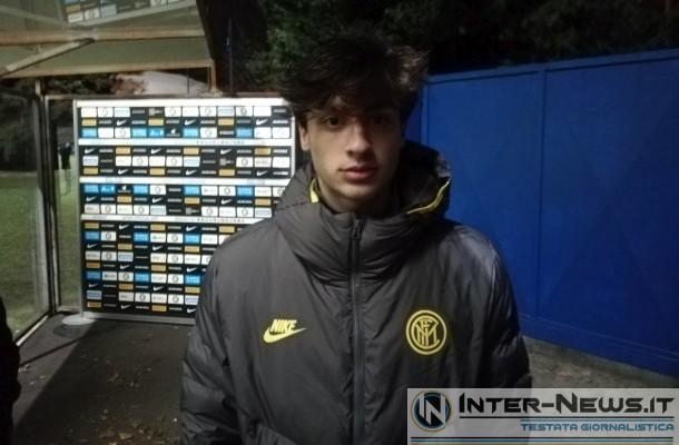 Gaetano Oristanio Inter-Barcellona