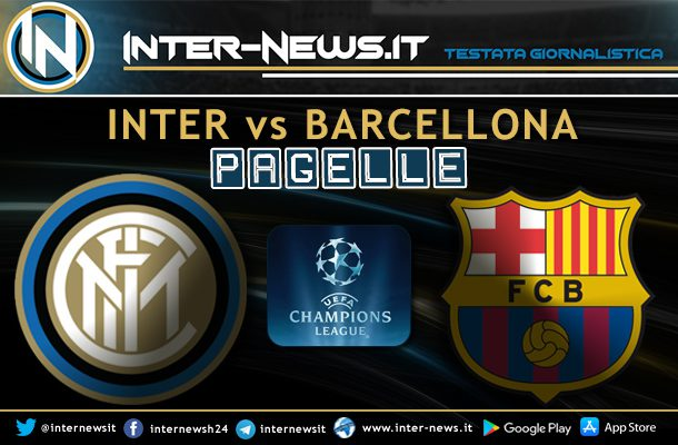 Inter-Barcellona-Pagelle
