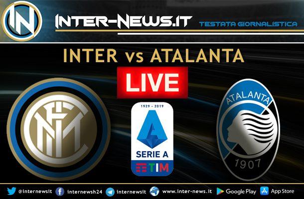 Inter-Atalanta-Live