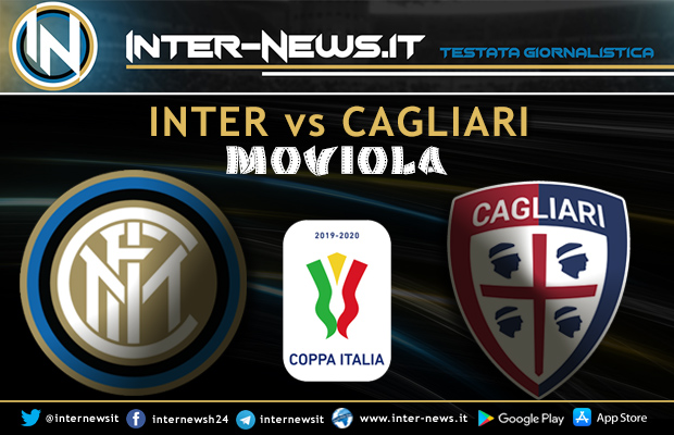 Inter-Cagliari Coppa Italia moviola