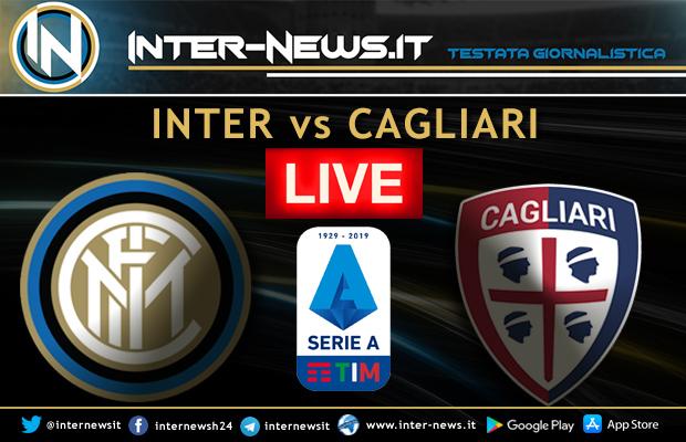 Inter-Cagliari-Live
