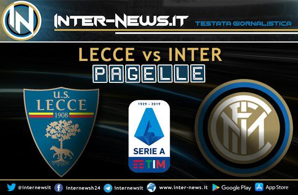 Lecce-Inter-Pagelle