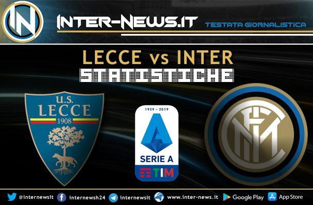 Lecce-Inter-Statistiche