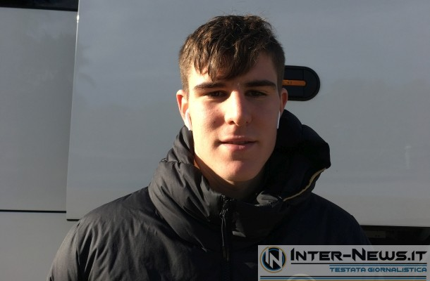 Lorenzo Moretti Inter Primavera
