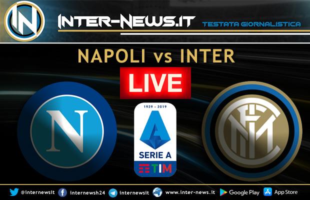 Napoli-Inter-Live