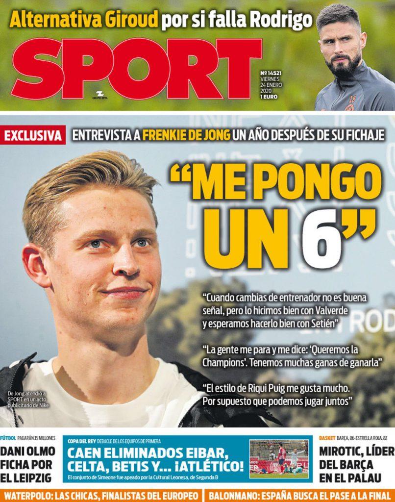 Sport Giroud