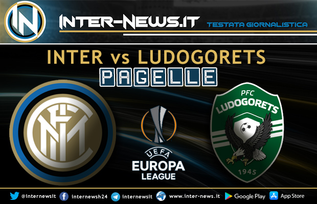 Inter-Ludogorets-Pagelle